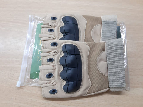 Tactical Gloves - Tan