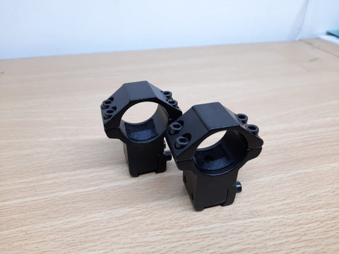 "2Pcs Scope Mount for 25mm/1"" Scope"