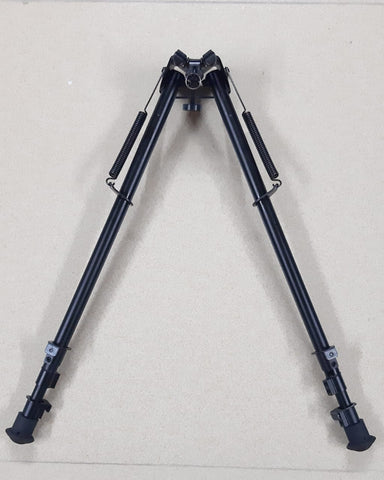 Harris Style 16-27 Inches Bipod with Picatanny Rail