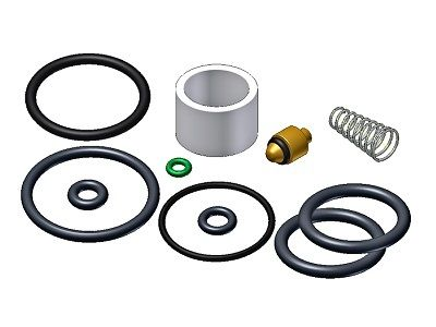 Hill Pump MK4 Full Service Seal Kit