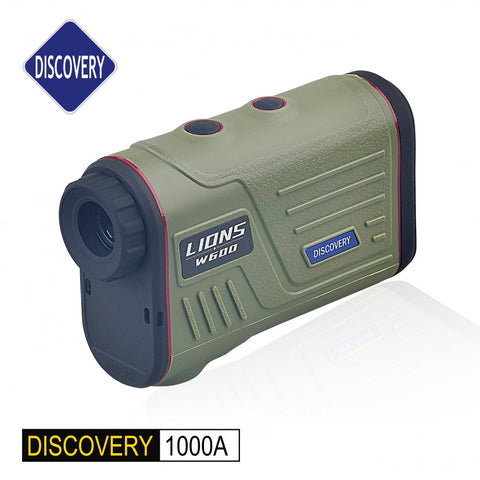 Discovery Optics Rangefinder W1000A with Angle Measurement