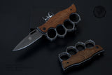 Deresrina X71 Knuckle Hunting Knife