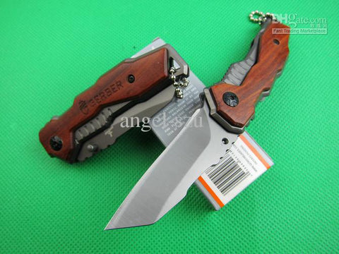 Gerber X27 Pocket Hunting Knife