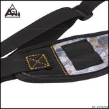 Rifle Sling Antiskid & Adjustable With Padding - Green Camo