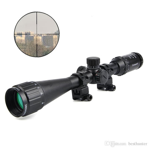 Carl Zeiss 4-16x40 AOE Scope