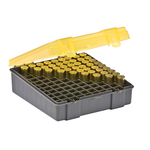 Plano 100 Count Handgun Ammo Case - 1226-00