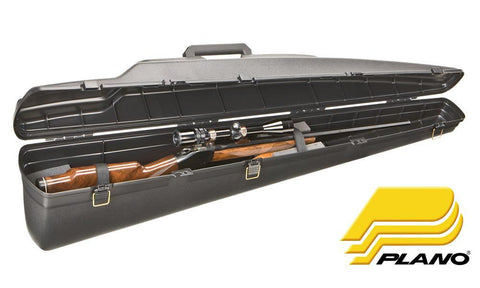 "Plano AirGlide™ Scoped Rifle/Shotgun Case up to 50"" (Black) - 1301-02"