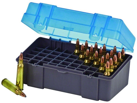Plano Molding 50-Counts Rifle Ammo Case - 1228-50