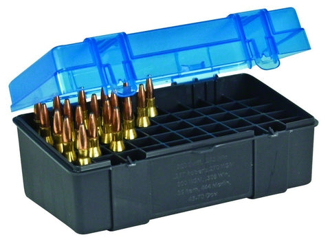 Plano 50 Count Medium Rifle Ammo Case - 1229-50