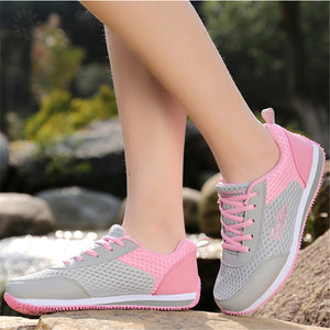 a79f1116b67  Pajamas Sport For Women  - Rafif Fashion.  Pajamas Sport For Women  -  Rafif Fashion. Woman casual shoes Breathable 2018 Sneakers ...