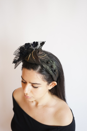 Flamenco Turban Head Band