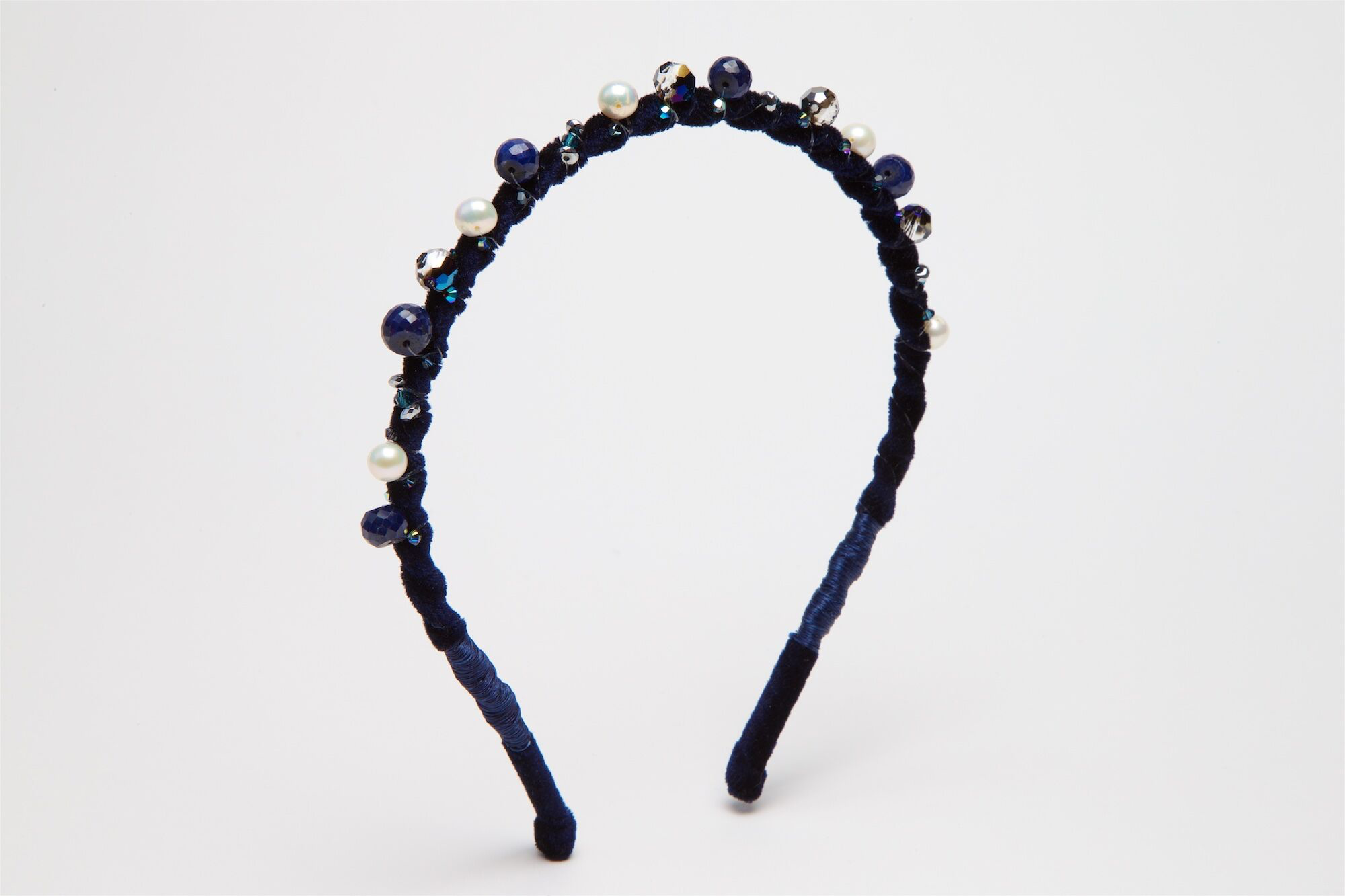 Ripple Midnight Head Band