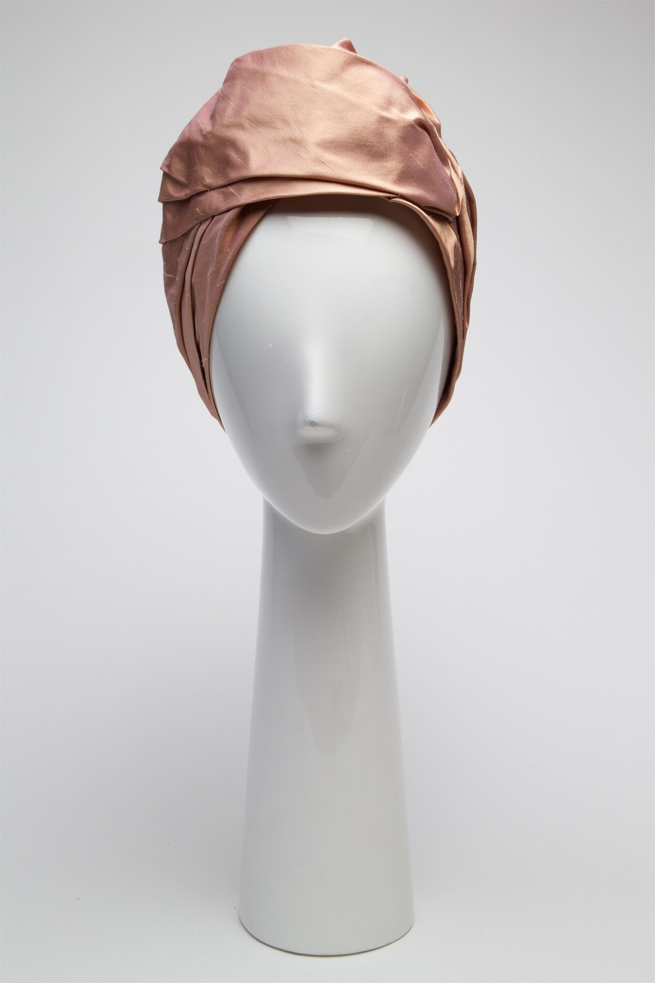 Chelsea Rose Gold Turban