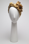 Golden Gardenia Open Turban