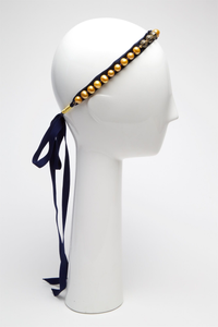 Lulu Gold Midnight Ribbon