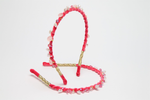 Fuchsia Head Band
