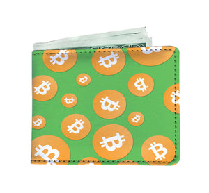 Bitcoin Wallet - Green