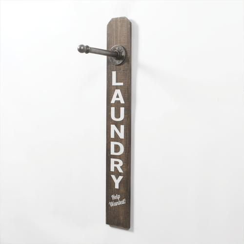Rustic Laundry Hook