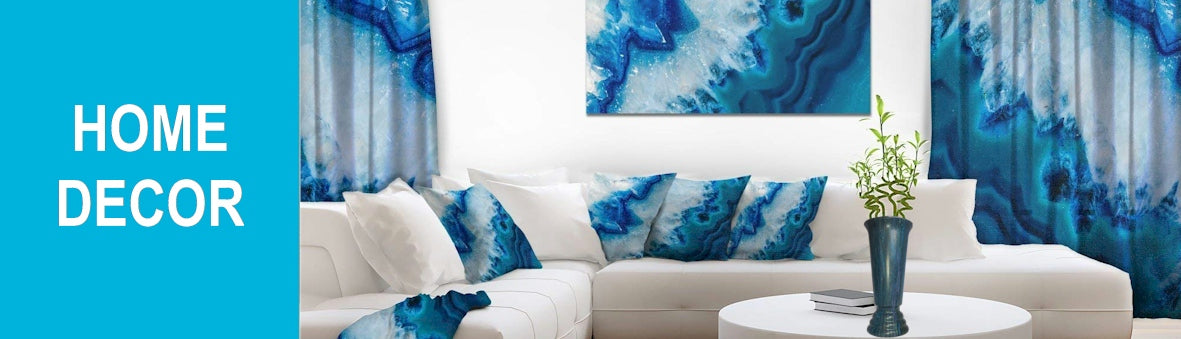 Get The Home Decor You Need To Brighten Up Your Living Spaces. Designed By  In The Name Of Art By DD, You Will Find One Of A Kind, Unique Vases, Geode  Decor, ...