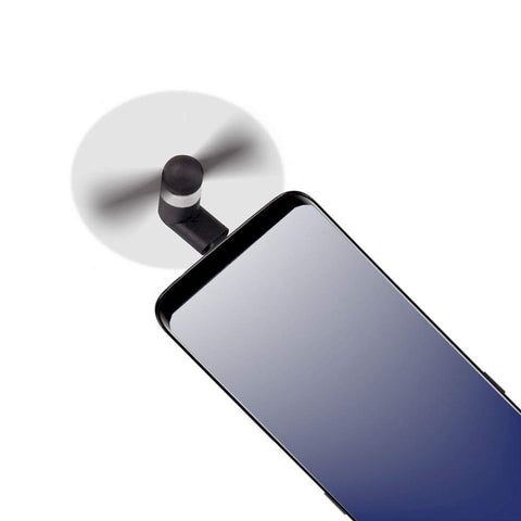 Image of fan for iphone