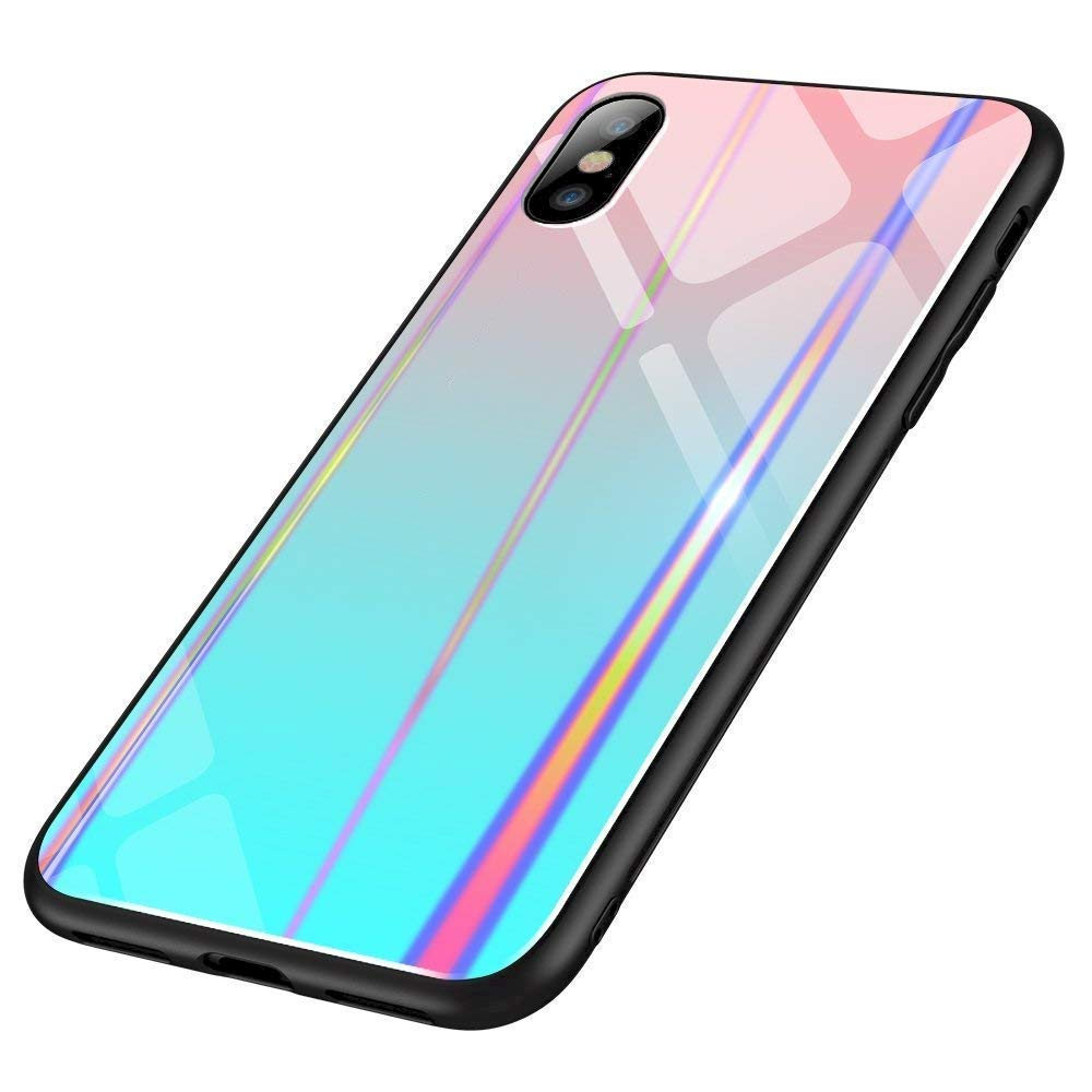 sparkle iPhone XS case