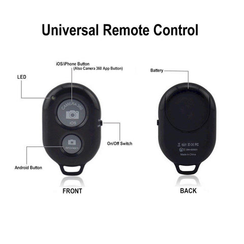 Image of iphone camera remote