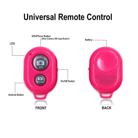 Image of iphone remote camera control
