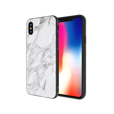 Image of iphone 8 plus case marble