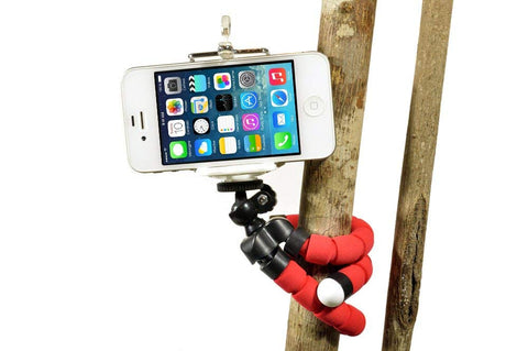 Image of tripod for cell phone