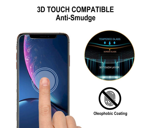 glass screen protector iphone xr