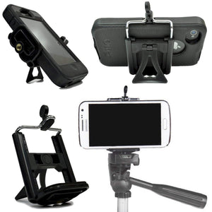Smartphone Tripod Mount with Desk Stand