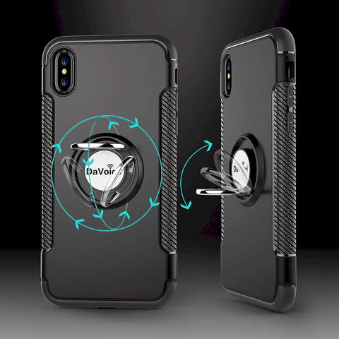 iphone xr case ring holder