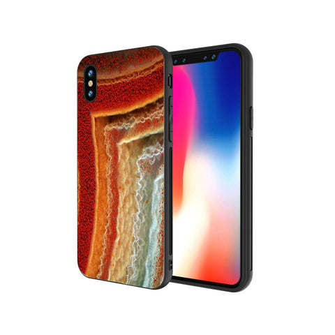 Image of iphone 8 plus marble case