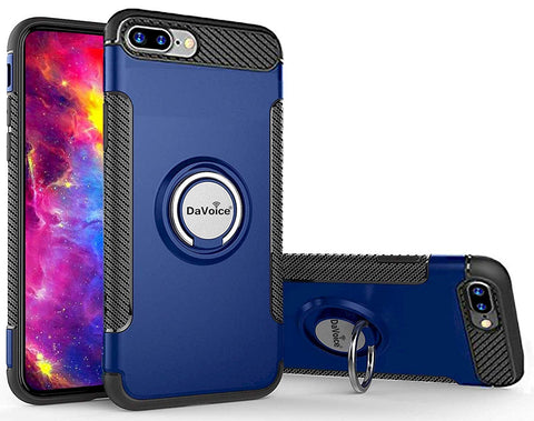 Image of iphone 7plus case with ring