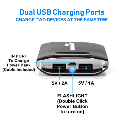 Image of Portable Charger Power Bank