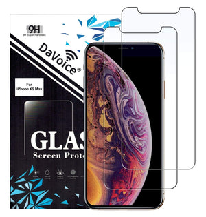 tempered glass screen protector iphone xs max