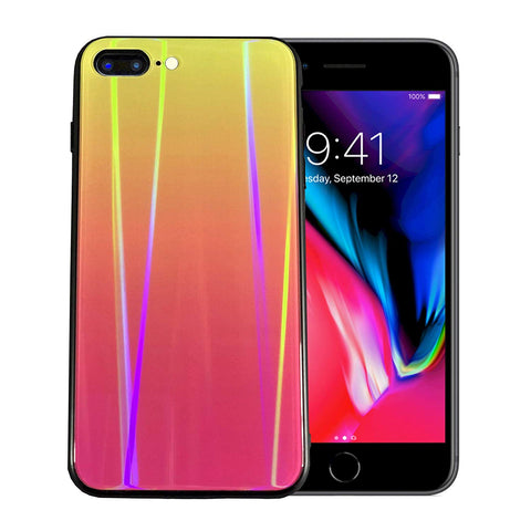 Image of holographic iPhone 7 Plus cases
