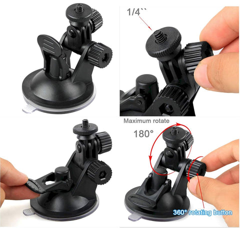 Image of cell phone holder for car