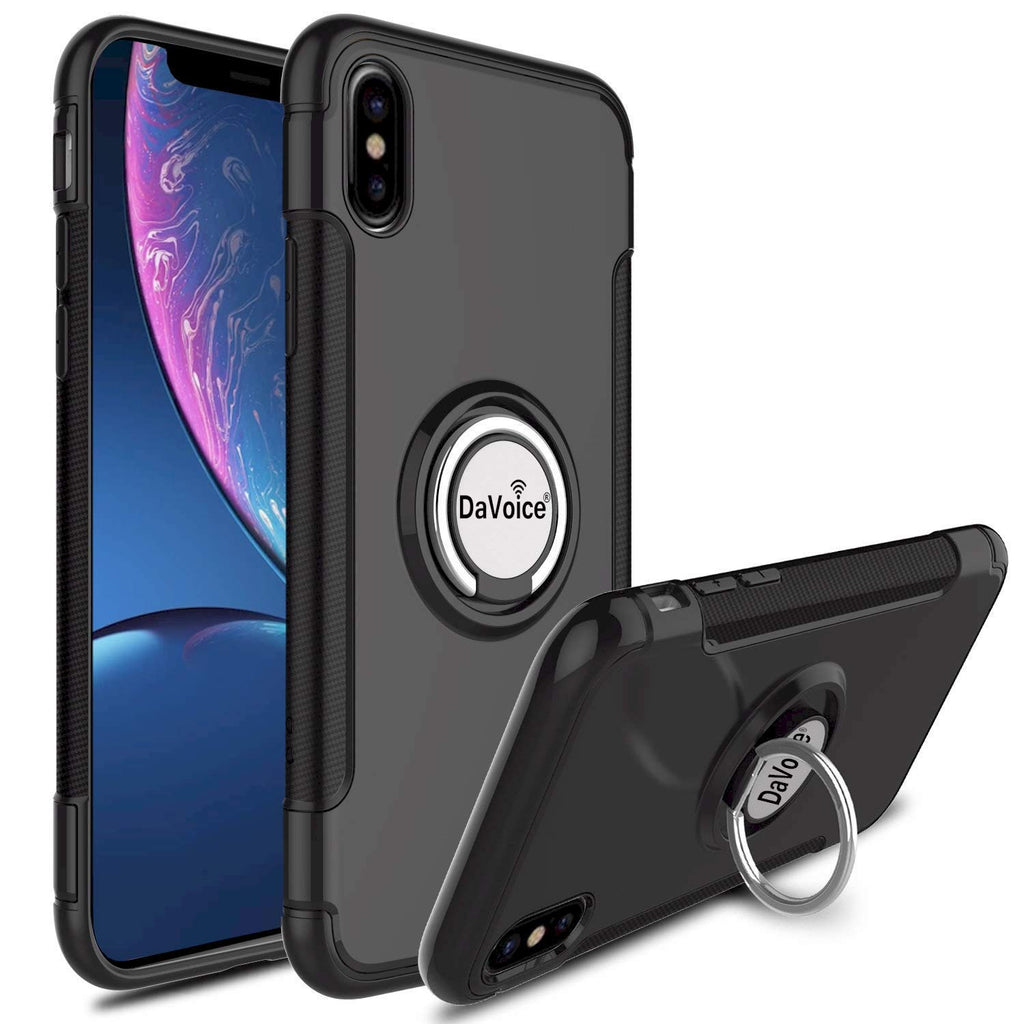 half off 4ed63 80d39 iPhone XR Case with Ring Holder Magnetic