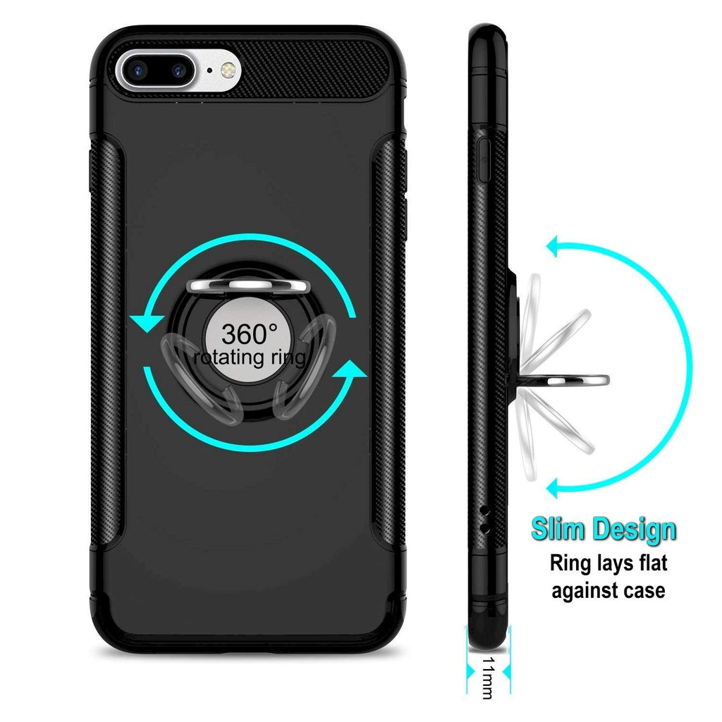 iphone 8 plus ring holder grip