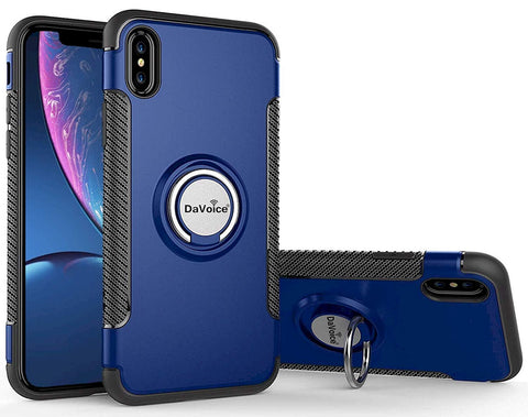 Image of iphone xr case ring stand