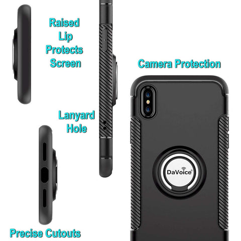 Image of iphone x ring case