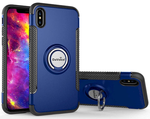 iphone x case ring stand