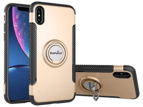 Image of iphone xr phone case with ring