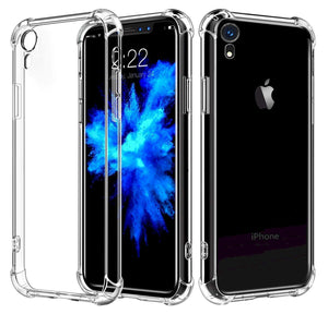 iPhone XR Case with Screen Protector