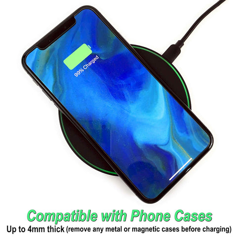 Image of iphone x wireless charger