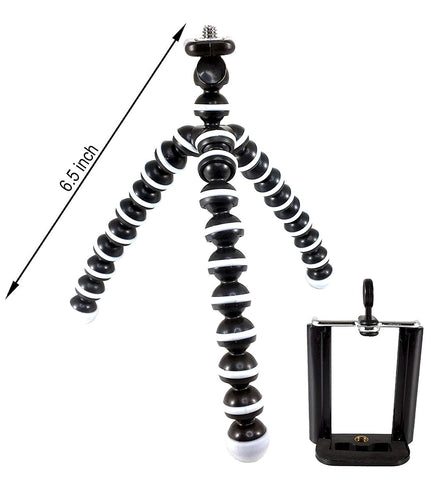 Image of camera phone tripod