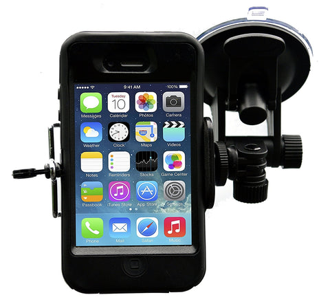 Image of iphone car mount