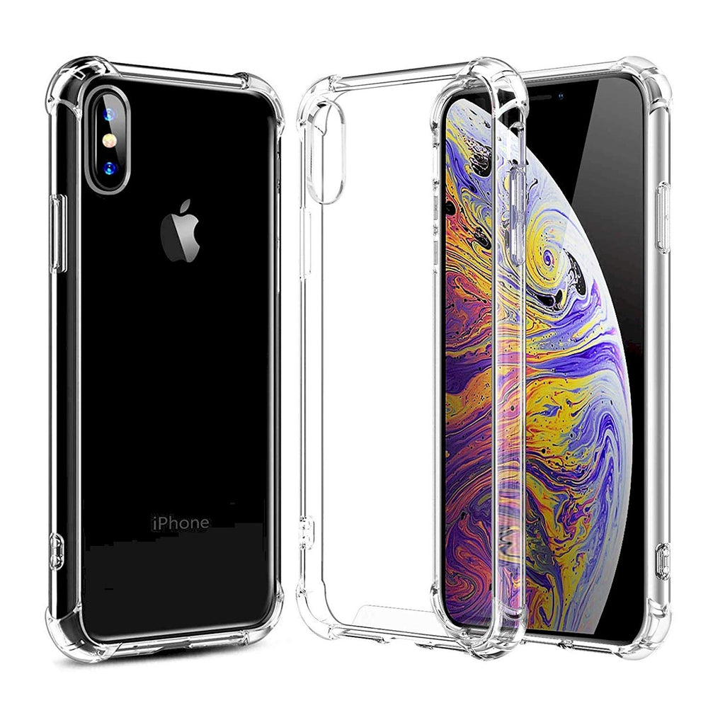 iphone xs max transparent case