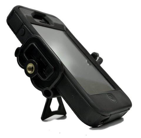 Image of cell phone tripod mount
